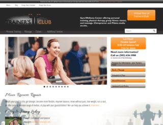 trainersclub.com screenshot