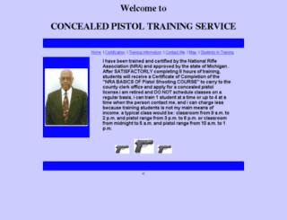 trainforccw.com screenshot