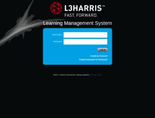 training.aerosim.com screenshot