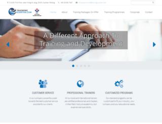 trainingkuantan.com screenshot