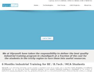 trainings.viprasoft.com screenshot