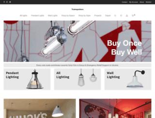 trainspotters.co.uk screenshot