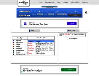 trainspy.com screenshot