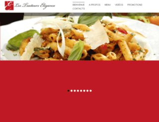 traiteurelegance.com screenshot