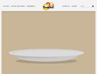 traitset.com screenshot
