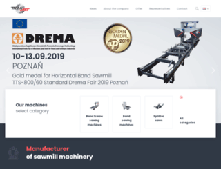 trak-met.pl screenshot