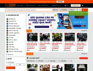 trangdangtin.com screenshot
