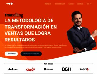 transelling.com screenshot