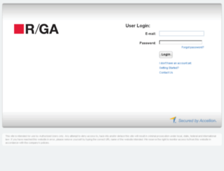 transfer.rga.com screenshot
