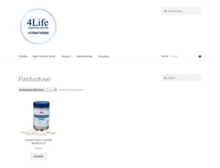 transferfactor-jums.com screenshot