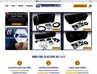 transferflow.com screenshot