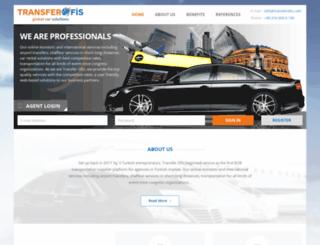 transferofis.com screenshot