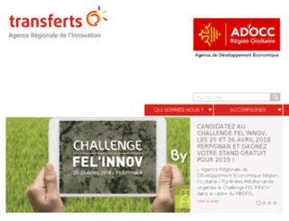 transferts-lr.org screenshot