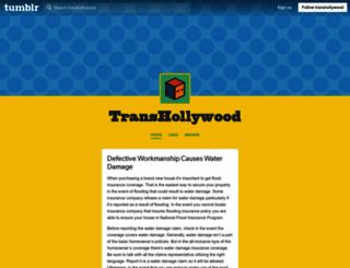transhollywood.tumblr.com screenshot
