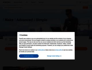 transip.com screenshot