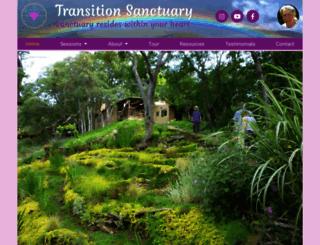 transition.org screenshot