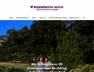 transitionus.org screenshot