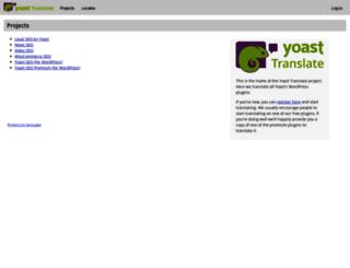 translate.yoast.com screenshot