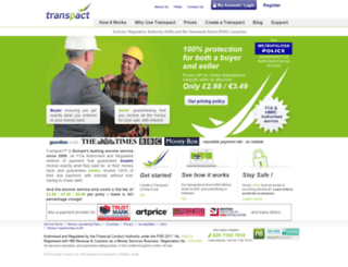 transpact.com screenshot