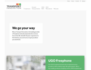 transportinnovation.co.uk screenshot