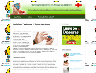 tratamientoparaladiabetes30dias.blogspot.mx screenshot