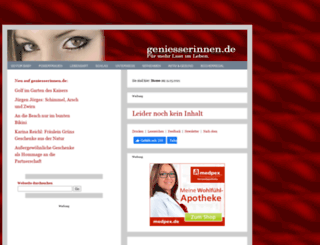 traumoasen.de screenshot