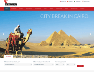 travcotravel.com screenshot