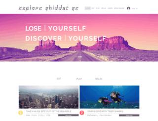 travel-nest.com screenshot