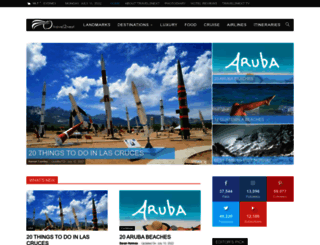 travel2next.com screenshot