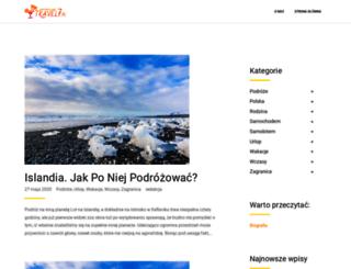 travel7.pl screenshot