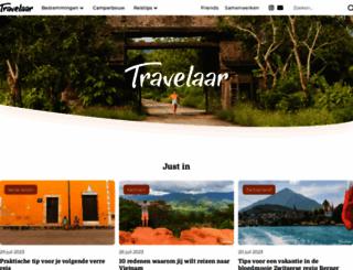 travelaar.nl screenshot