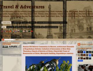 traveladventureeverywhere.blogspot.nl screenshot