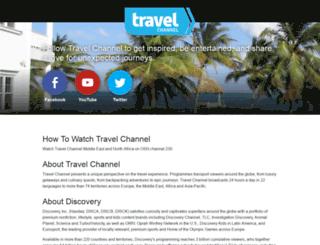 travelchanneltv.ru screenshot