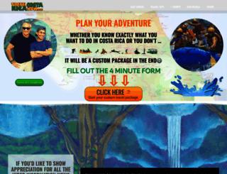 travelcostaricanow.com screenshot