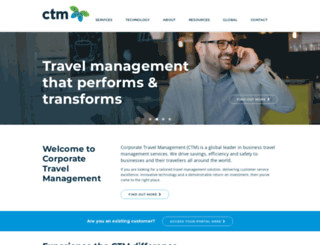 travelctm.com screenshot