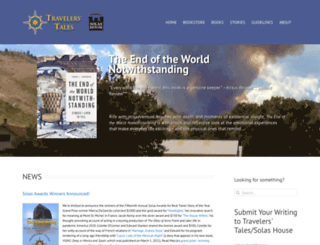 travelerstales.com screenshot