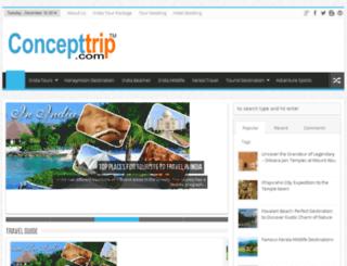 travelguide.concepttrip.com screenshot