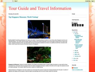 travelguideandadvice.blogspot.in screenshot