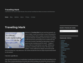 travelingmark.com screenshot