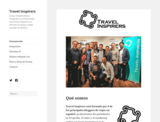 travelinspirers.com screenshot