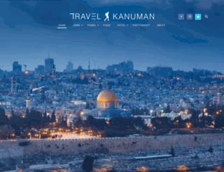 travelkanuman.com screenshot
