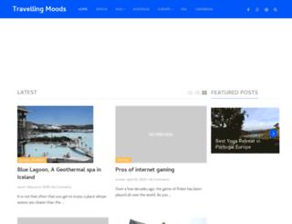 travellingmoods.com screenshot