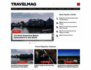 travelmag.com screenshot