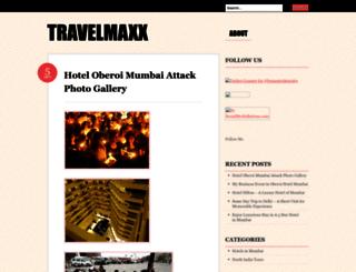 travelmaxxtouroperator.wordpress.com screenshot