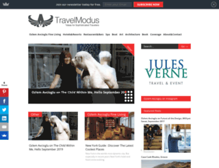 travelmodus.com screenshot