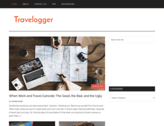 travelogger.net screenshot