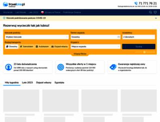 travelone.pl screenshot