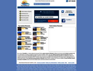 travelro.ro screenshot