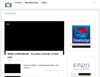 travelsavvymagazine.com screenshot