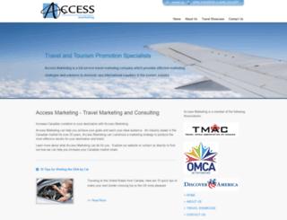 travelshowcase.com screenshot
